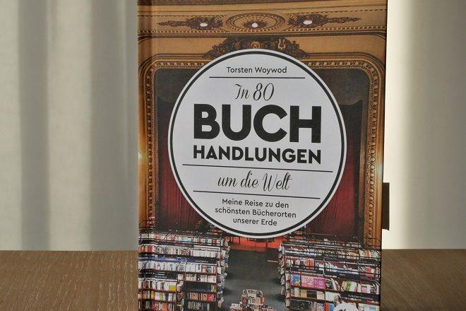 In 80 Buchhandlungen um die Welt