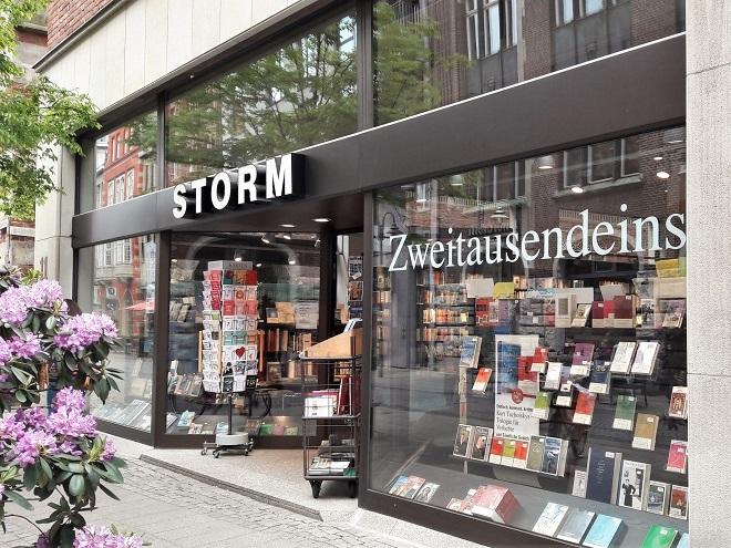 Buchhandlung Storm Bremen